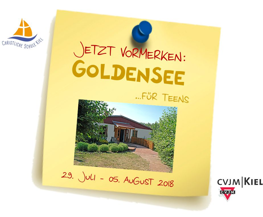 goldensee save the date