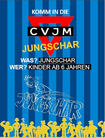Jungschar Flyer
